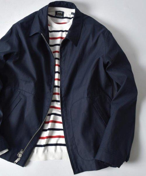 SHIPS MEN(シップス メン)/【Begin5月号掲載】McGREGOR: 別注 アメリカ製 ドリズラー(R)ジャケット/114030890