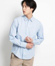 OPAQUE.CLIP/【洗える】ベーシックコットンシャツ/501788271