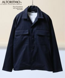 JOURNAL STANDARD relume Men's/【ALTORITMO】TEX WEAVE CPO ブルゾン/501796285