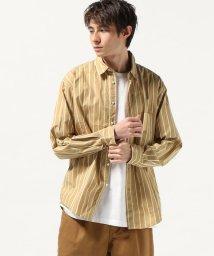 JOURNAL STANDARD/ドビーストライプ レギュラーシャツ/501816526