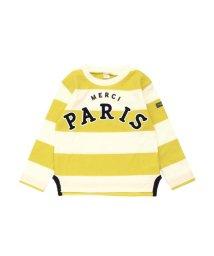apres les cours/PARISロゴ長袖Tシャツ/501475888