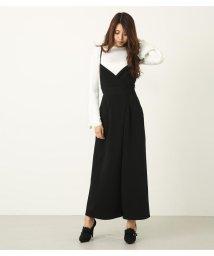 rienda/Lace SLV H/N Knit TOP/501516938
