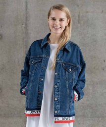 LEVI'S LADY/BAGGY SPORT TAPE TRUCKER GOOD SPORT/501622916