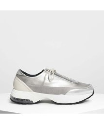 CHARLES & KEITH/チャンキー スニーカー / Chunky Sneakers (Silver)/501682862