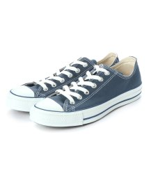 CONVERSE/コンバース CONVERSE CANVAS ALL STAR OX NVY (NAVY)/501699125