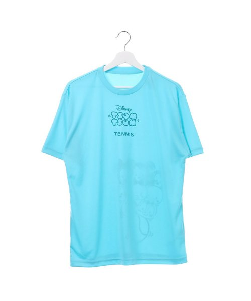 Disney(ディズニー)/ディズニー Disney ユニセックス テニス 半袖Tシャツ DN-2TW3047TSTM/D02206EU00256
