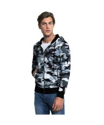 GUESS/ゲス GUESS KEITH CAMO HOODY (TRADITIONAL CAMO JET BLACK)/501727761