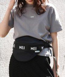 ViS/【MEI×ViS】リサイクルナイロンウエストポーチ/501809638