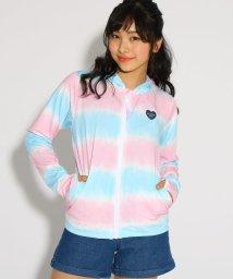 PINK-latte/タイダイ柄ラッシュガード/501876878