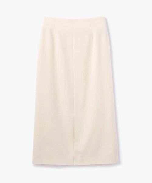 Ballsey(Ballsey)/マットサテン Iラインスカート/11059205303