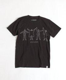 "BEAVER/and wander/アンドワンダー 別注 nagaba Tシャツ Men's ""HELP""/501877405"