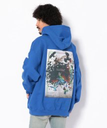 LHP/A4A/エーフォーエー/BIRDS HOODY/501877416