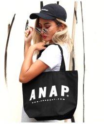 ANAP HOME/ANAPロゴホレイバッグM/501877474