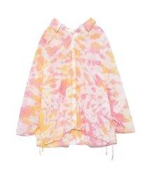 Lily Brown/バックデザインシャツ/501877874