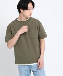 THE SHOP TK/ストレッチTシャツ/501877882
