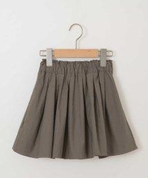 a.v.v(KID'S)/[100-130]インナーパンツ付きカラーギャザースカート[WEB限定サイズ]/501539057