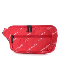 GUESS/ゲス GUESS LA.CA LOGO FUNNY PACK (RED)/501725812
