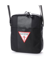 GUESS/ゲス GUESS CENTRAL MINI CROSSBODY (BLACK)/501725827