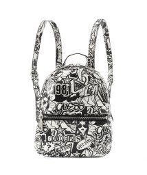 GUESS/ゲス GUESS TABBI BACKPACK (GRAFFITI)/501726497