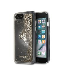 GUESS/ゲス GUESS LIQUID GLITTER HARD CASE for iPhone 8 (GOLD)/501727131