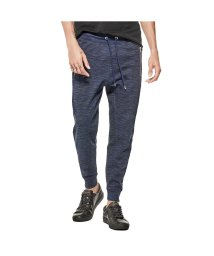 GUESS/ゲス GUESS SPACE DYE FINCH TERRY JOGGER PANT (MEDIEVAL BLUE MULTI)/501727669
