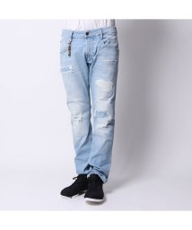 GUESS/ゲス GUESS VERMONT SLIM STRAIGHT DENIM PANT (ROUTE 66)/501727835