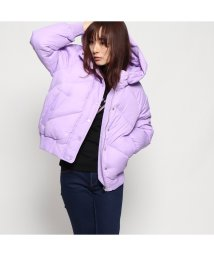 GUESS/ゲス GUESS GOOSE DOWN JACKET (LAVENDER)/501729293