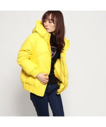 GUESS/ゲス GUESS GOOSE DOWN JACKET (YELLOW)/501729294