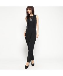 GUESS/ゲス GUESS SERENELLA OVERALL (JET BLACK)/501729339