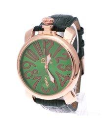 ITALICO/イタリコ ITALICO 【専用ケース付き】トップリューズ式ビッグフェイス腕時計 マットタイプ47mm (C(グリーン/グリーン))/501740232