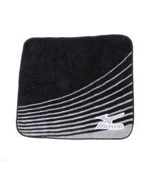 MIZUNO/ミズノ MIZUNO リストバンド ポケットタオル大 12JY6X7609  (ブラック)/501771912