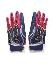 MIZUNO/ミズノ MIZUNO ユニセックス 野球 バッティング用手袋 シリコンパワーアークMI 1EJEA13114/501772433