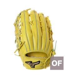 MIZUNO/ミズノ MIZUNO 硬式野球 野手用グラブ 硬式外野手用 Hselection01 硬式用 外野手用:サイズ16N 1AJGH18207/501772671