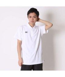 MIZUNO/ミズノ MIZUNO テニス用ポロシャツ ゲームシャツ 62JA601001 ホワイト  (ホワイト)/501774366