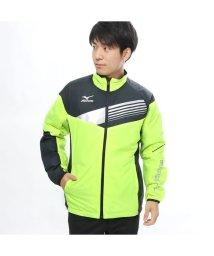 MIZUNO/ミズノ MIZUNO ユニセックス テニス ウインドブレーカー ブレスサーモライトウオーマーシャツ 62JE750531/501774709