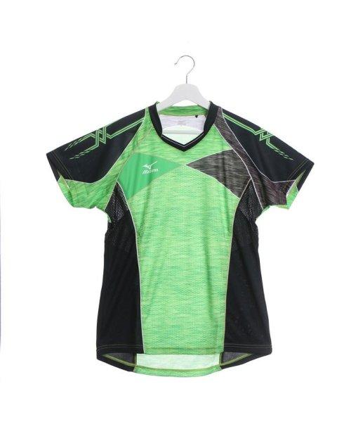 MIZUNO(ミズノ)/ミズノ MIZUNO ユニセックス 卓球 半袖Tシャツ ゲームシャツ 82JA700137/MI295EU05930
