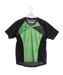 MIZUNO/ミズノ MIZUNO ユニセックス 卓球 半袖Tシャツ ゲームシャツ 82JA700237/501774750