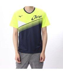 MIZUNO/ミズノ MIZUNO テニス 半袖Tシャツ JAPAN Tシャツ 62JA8X8114/501774890