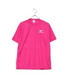 MIZUNO/ミズノ MIZUNO テニス 半袖 Tシャツ バックロゴ 62JA6Z0164/501774909