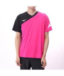 MIZUNO/ミズノ MIZUNO テニス 半袖 Tシャツ ソーラーカット 62JA8Z0364/501774910