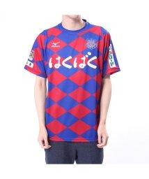 MIZUNO/ミズノ MIZUNO サッカー/フットサル ライセンスシャツ 18VFレプリカ1stHS P2JA8Y0309/501774934