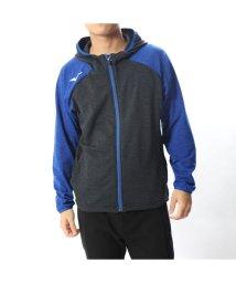 MIZUNO/ミズノ MIZUNO テニス パーカー ストレッチフリーススウェットシャツ 62JC850792/501775018