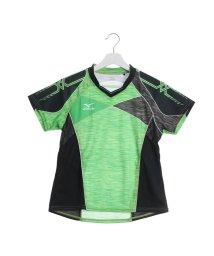 MIZUNO/ミズノ MIZUNO レディース 卓球 半袖Tシャツ ゲームシャツ 82JA720137/501775318