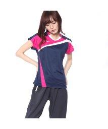 MIZUNO/ミズノ MIZUNO レディース バドミントン 半袖 Tシャツ ゲームシャツ72MA820514/501775373
