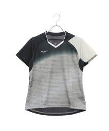 MIZUNO/ミズノ MIZUNO レディース テニス 半袖Tシャツ ゲームシャツ(ウィメンズ) 62JA870804/501775414