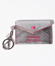 MIUMIU/【MIUMIU】キーリング付きカードケース/MADRAS FOREVER【CROMO F】/501600176