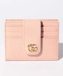 GUCCI/【GUCCI】カードケース / PETITE MARMONT 【PERFECT PINK】/501602907