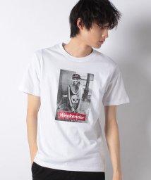 STYLEBLOCK/ガールフォトプリントクルーネック半袖Tシャツ/501616566