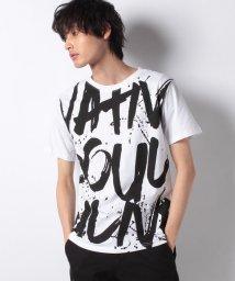 STYLEBLOCK/ロゴプリントビックシルエット半袖Tシャツ/501616571