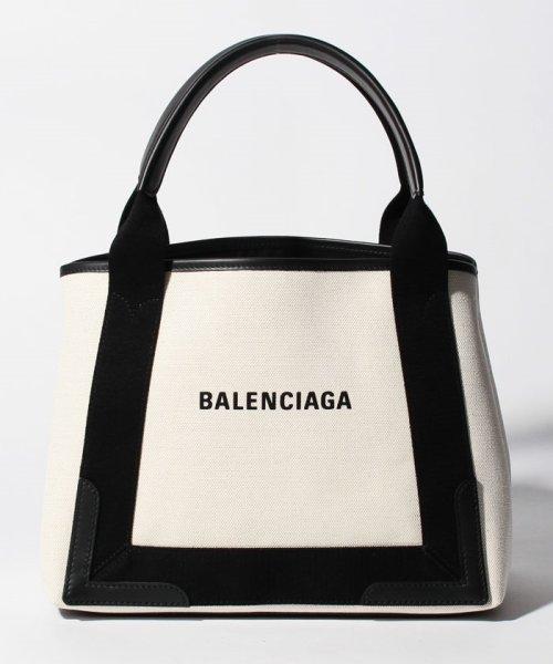 BALENCIAGA(バレンシアガ)/【BALENCIAGA】NAVY CABAS S/339933AQ38N